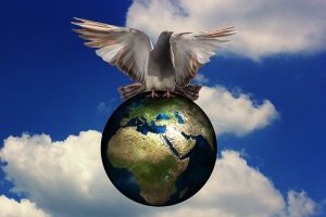 Trvalý mier a hármónia na celej zemi!